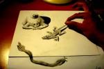 80 dibujos que se salen del papel – Anamorfosis ceslava 44