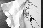 80 dibujos que se salen del papel – Anamorfosis ceslava 31