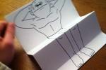 80 dibujos que se salen del papel – Anamorfosis ceslava 29