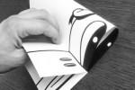 80 dibujos que se salen del papel – Anamorfosis ceslava 26