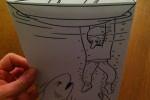 80 dibujos que se salen del papel – Anamorfosis ceslava 20