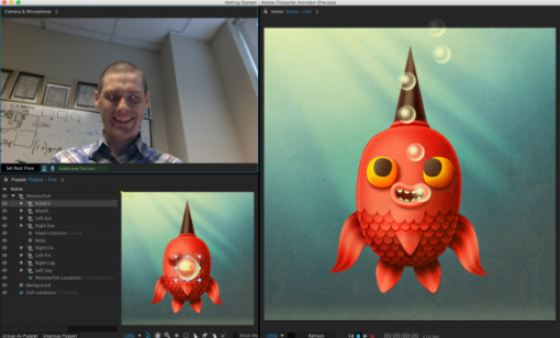 adobe character animator after effects creativecloud
