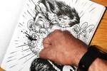 80 dibujos que se salen del papel – Anamorfosis ceslava 60