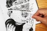80 dibujos que se salen del papel – Anamorfosis ceslava 69