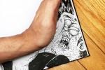 80 dibujos que se salen del papel – Anamorfosis ceslava 63