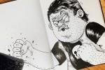 80 dibujos que se salen del papel – Anamorfosis ceslava 66