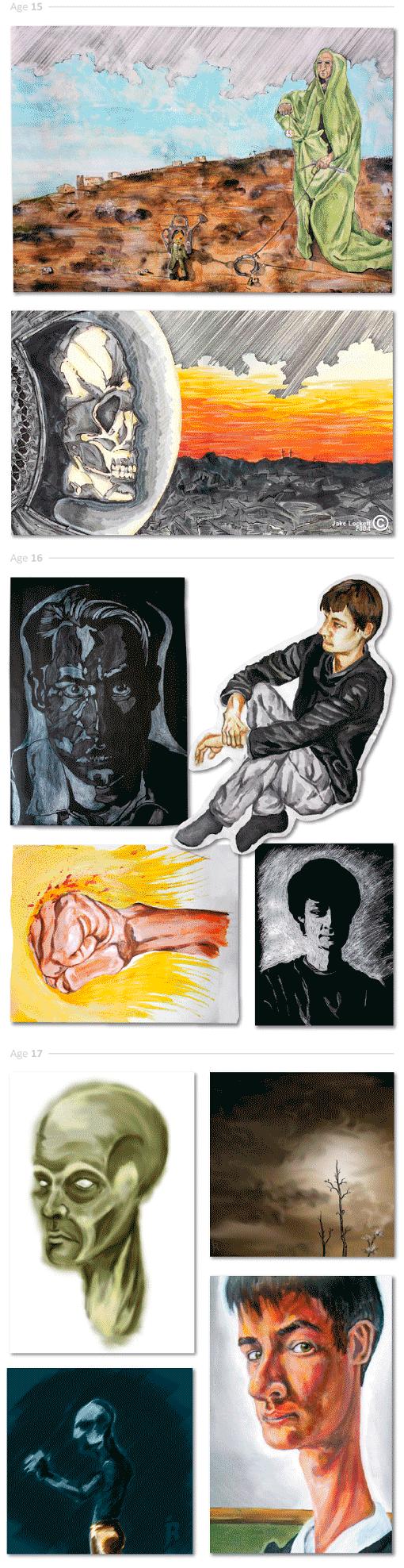 evolución-dibujos-de-2-a-24-años-Jake-Lockett-(15-a-17)