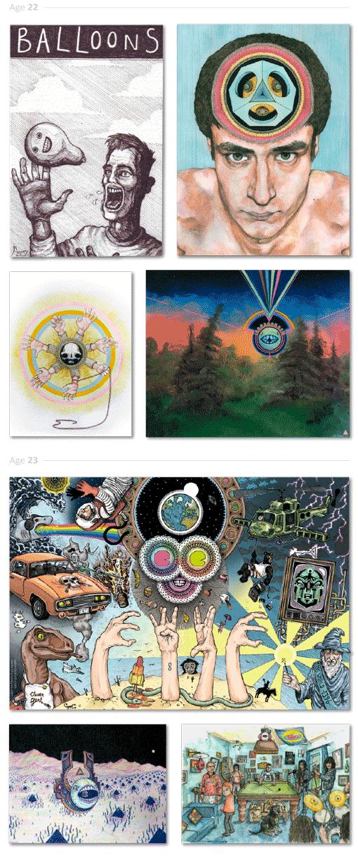 evolución-dibujos-de-2-a-24-años-Jake-Lockett-(19-a-23)