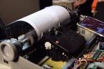 La máquina de escribir que imprime selfies en ASCII ceslava 5