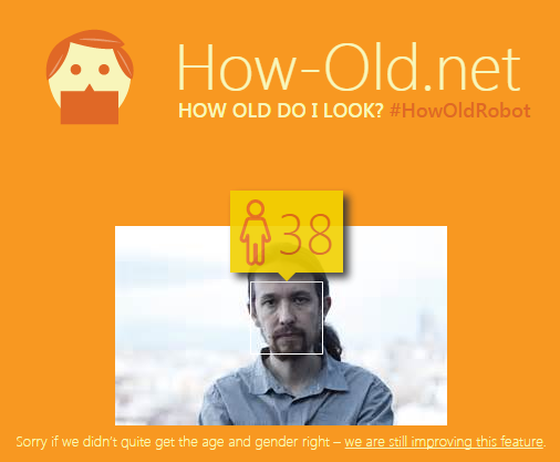 How Old Do I Look