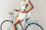 Fotografías de superheroínas y Pin-ups vestidas con leche ceslava 6