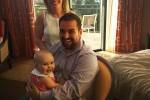 El «Rodríguez» que gana 2 viajes por fotografiarse extrañando a su familia ceslava 9