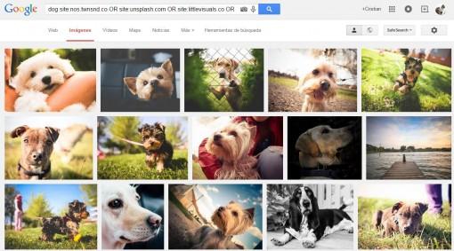 footgrafias de calidad motor búsqueda personalizado Google Chrome