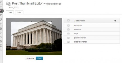 imagen destacada mejor plugin wordpress thumbnail plugin