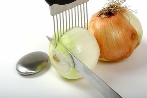 invento curioso cortador cebolla