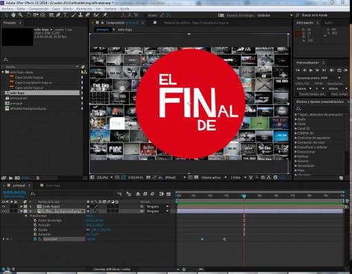 plantilla gratuita intro trailer After Effects
