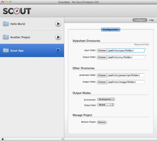 scout problemas solucion SASS Compass CSS