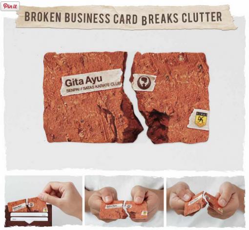 Karate Club  Broken   Ads of the World™