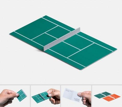 academia tenis 2  tarjetas presentacion originales