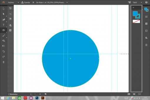 captura illustrator tactil surface pro 3 ceslava