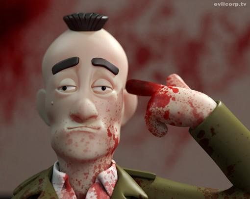 muñecos cine series famosos Deniro