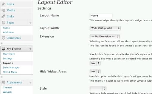 iThemes Builder WordPress Theme Framework iThemes