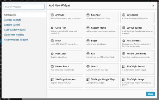 page-builder-site-origin-wordpress