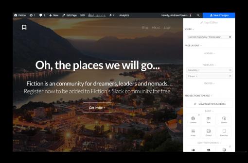 platform-5-pagelines-wordpress