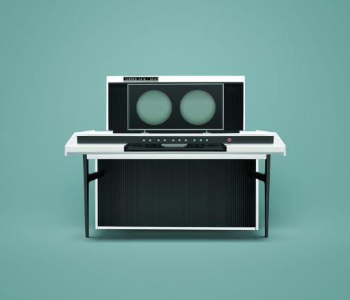 Control Data 6600 - 1964