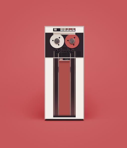 IBM 729 - 1950s-60s