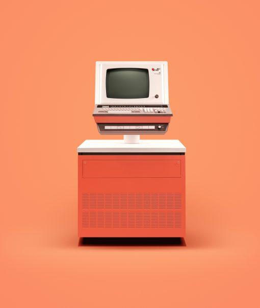 ICL 7500 - 1970s