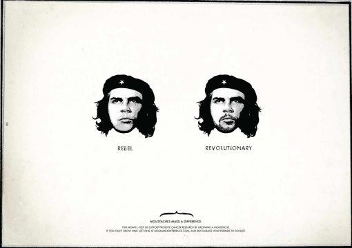 Che Guevara rebelde- revolucionario