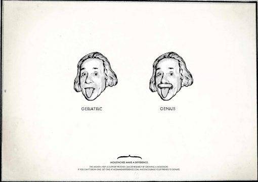 Einstein geriátrico - genio