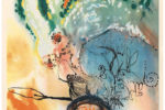 Alicia en el País de las Maravillas ilustrada por Dalí ceslava 1