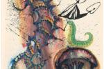 Alicia en el País de las Maravillas ilustrada por Dalí ceslava 2