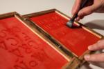 La historia de la escritura y la tipografía [stop-motion] ceslava 5