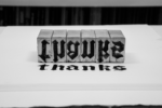 La historia de la escritura y la tipografía [stop-motion] ceslava 3