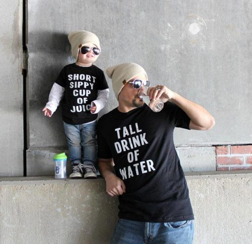 Camisetas para padres e hijos ceslava 1