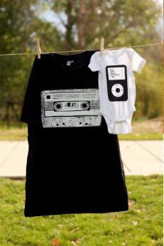 Camisetas para padres e hijos ceslava 9