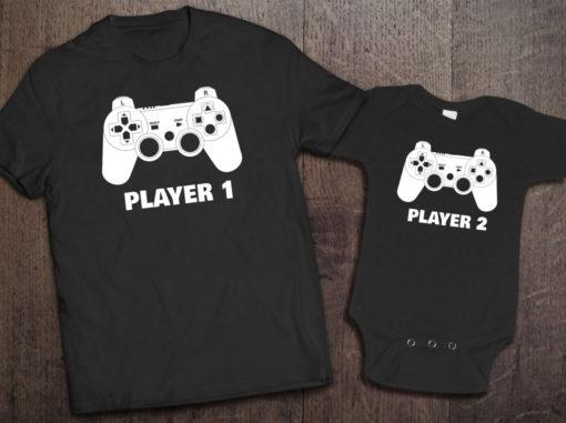 Camisetas para padres e hijos ceslava 21