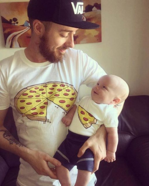 Camisetas para padres e hijos ceslava 4