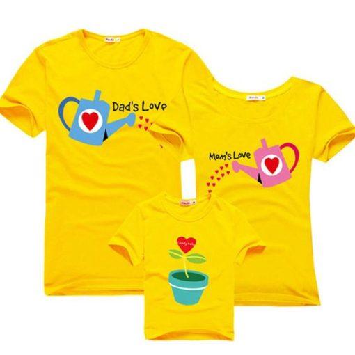 Camisetas para padres e hijos ceslava 19