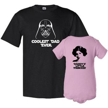 Camisetas para padres e hijos ceslava 16