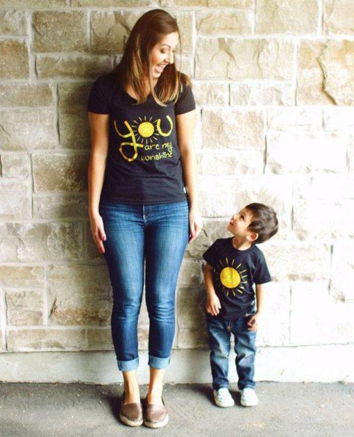 Camisetas para padres e hijos ceslava 3