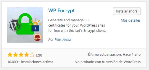 Cómo migrar tu WordPress a HTTPS gratis y fácil ceslava 1
