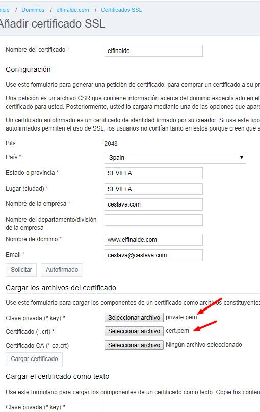 Cómo migrar tu WordPress a HTTPS gratis y fácil ceslava 6