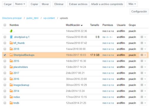 Cómo optimizar las imágenes de tu WordPress ceslava 5