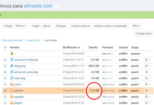 Cómo optimizar las imágenes de tu WordPress ceslava 3